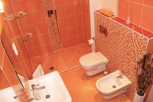 Tahle koupelna za to stojí, viďte?