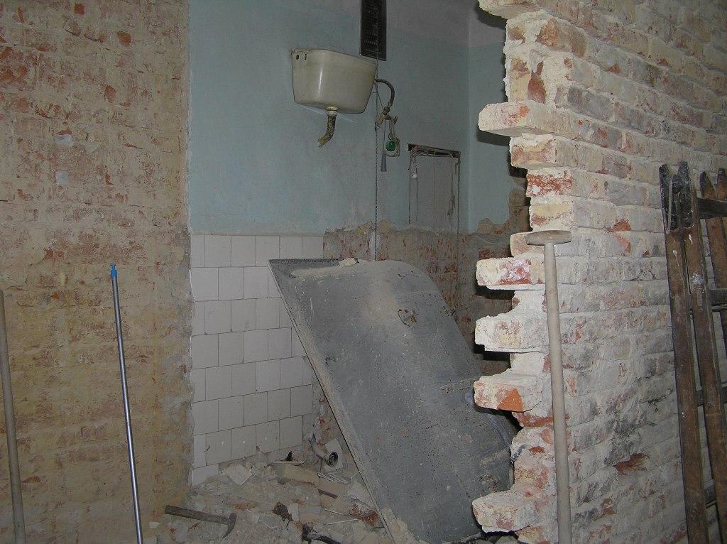 Rekonstrukce koupelny Prostějov